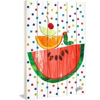 Watermelon and Caterpillar