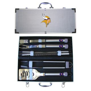 Minnesota Vikings 8-Piece Stainless Steel Barbecue Set|https://ak1.ostkcdn.com/images/products/10338398/P17448088.jpg?impolicy=medium