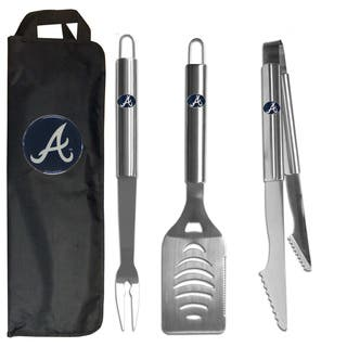 Atlanta Braves 3-Piece Stainless Steel Barbecue Set|https://ak1.ostkcdn.com/images/products/10338456/P17448116.jpg?impolicy=medium