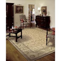 Nourison Somerset Ivory Rug (7'9 x 10'10) - 7'9 x 10'10