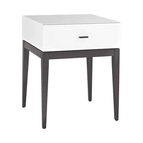 LS Dimond Home Wright Side Table