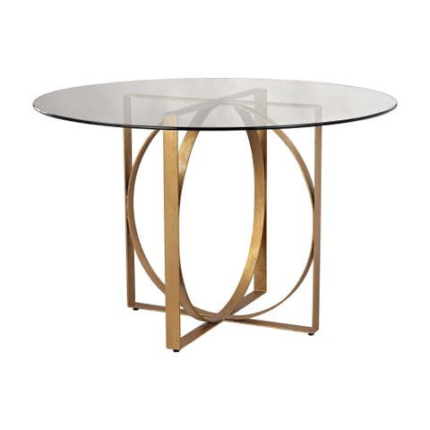 LS Dimond Home Box Rings Entry Table