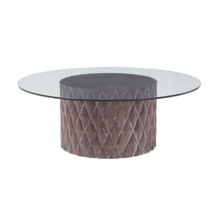 LS Dimond Home Coco Coffee Table
