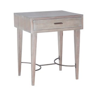 LS Dimond Home Empire Stretcher Side Table