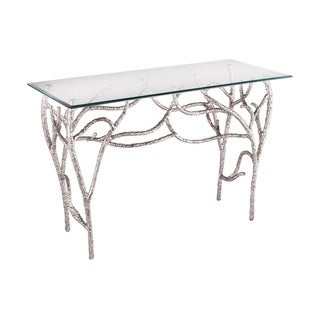 LS Dimond Home Metropolitan Console Table