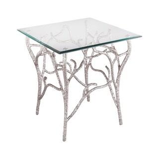 LS Dimond Home Metropolitan Side Table