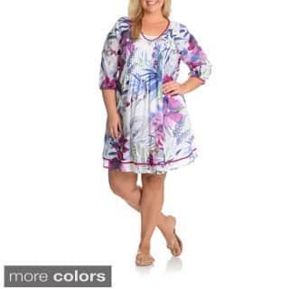 04c98d3e42a La Cera Women s Plus-Size Clothing