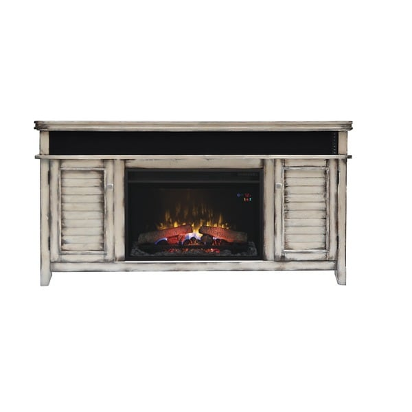 Shop Simmons 26 Inch Classic Flame Electric Indoor