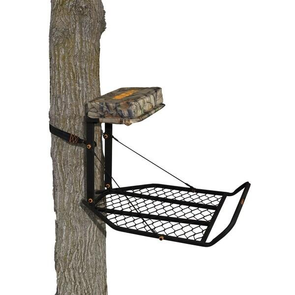Muddy Boss XL Fixed Position Treestand