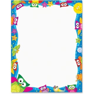 Trend Owl-Stars Collection Terrific Papers - 50/PK
