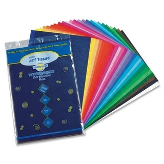 Spectra Art Tissue Deluxe Bleeding Art Tissue - 100/PK