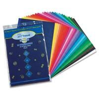 Pacon Spectra Art Assorted Deluxe Bleeding Art Tissue (Pack of 100)