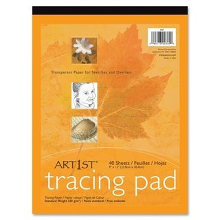 Pacon Art1st Tracing Pad - 40/PD