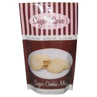 Sugar & Spice Market Gluten-free Sugar Cookie Mix (Pack of 4)