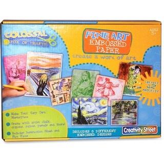 ChenilleKraft Colossl Fine Art Embossed Paper Kit - 1/ST
