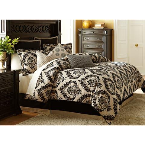 Michael Amini Equinox 10-piece Comforter Set