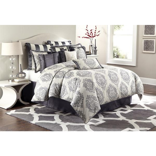 Michael Amini Peyton 13-piece Comforter Set