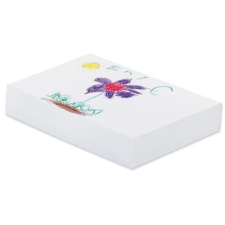 Pacon Ecology Recycled Drawing Paper - 500/RM