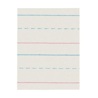 Pacon Ruled Handwriting Paper - 500/PK