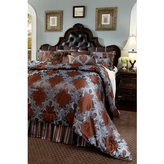 Michael Amini Bellingham Court Queen Size 12-piece Comforter Set