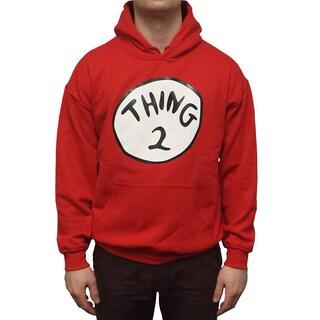 Thing 2 Hoodie Sweatshirt Hooded Costume