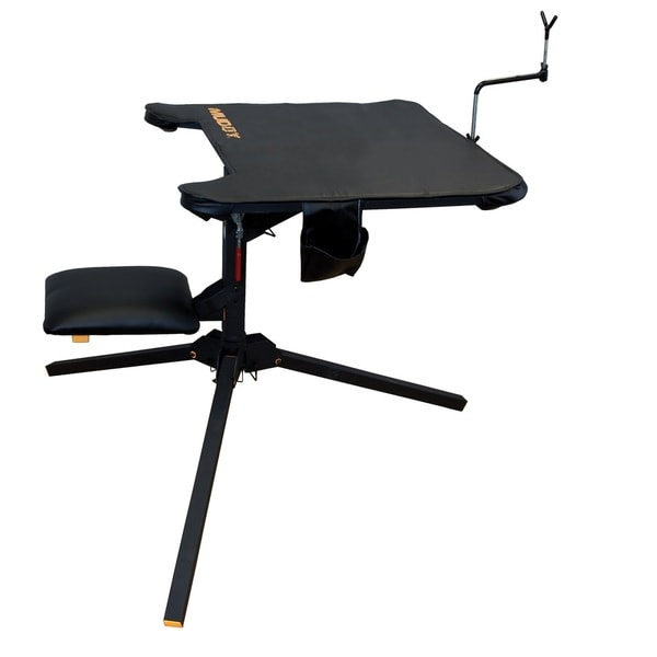 Muddy Swivel Action Shooting Bench Free Shipping Today