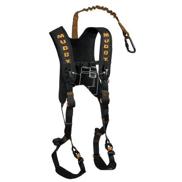 Muddy Diamondback Harness