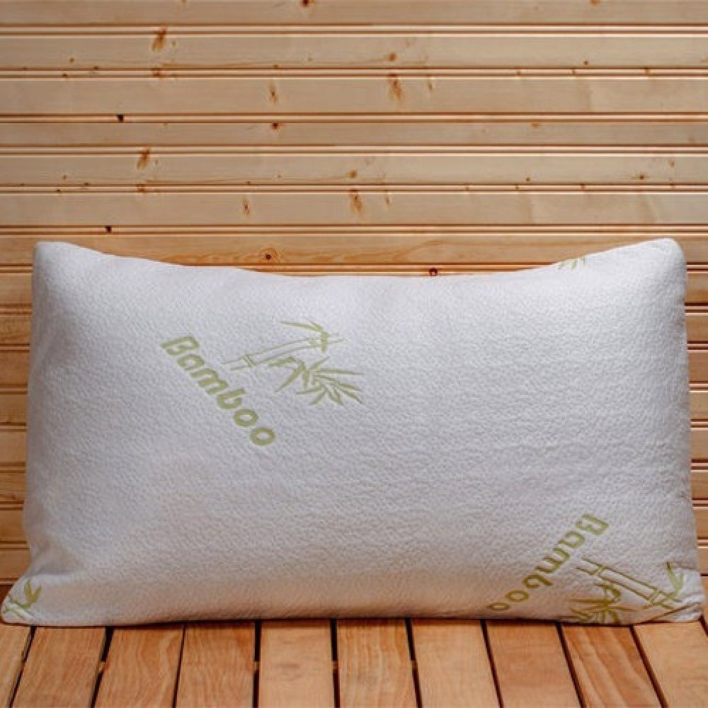 USA Ultimate Rayon from Bamboo Memory Foam Pillow (King),...