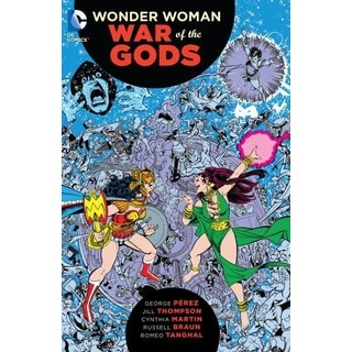 Wonder Woman: War of the Gods (Paperback)