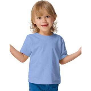 Hanes Comfort Soft Crewneck Toddler T-shirt