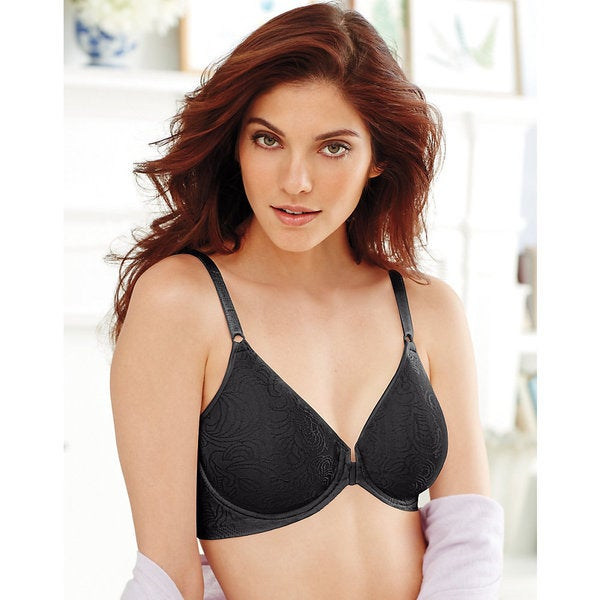 6a453d94827 Bali Comfort Revolution Front-close Shaping Underwire Bra. Click to Zoom