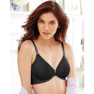 Bali Comfort Revolution Front-close Shaping Underwire Bra