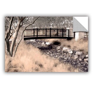 ArtAppealz Linda Parker 'Bridge Over Wash' Removable Wall Art