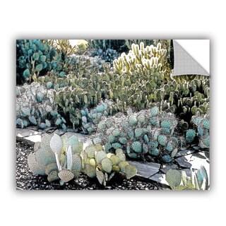 ArtAppealz Linda Parker 'Botanical Garden' Removable Wall Art