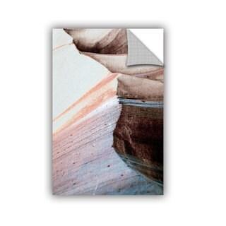 ArtAppealz Linda Parker 'Desert Sands Mountain' Removable Wall Art