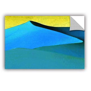 ArtAppealz Linda Parker 'Evening At The Dunes' Removable Wall Art