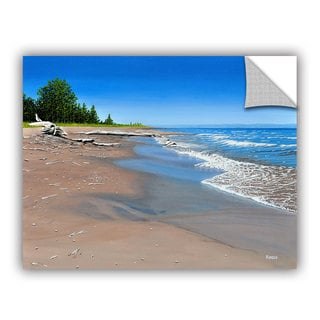 ArtAppealz Ken Kirsch 'Driftwood Beach' Removable Wall Art