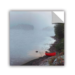 ArtAppealz Ken Kirsch 'Smoke On The Water' Removable Wall Art