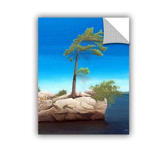 ArtAppealz Ken Kirsch 'Tree Rock' Removable Wall Art