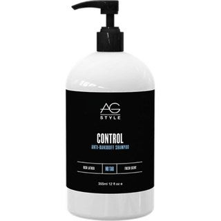 AG Hair Control 12-ounce Anti-Dandruff Shampoo