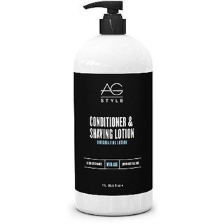 AG Hair 33.8-ounce Conditioner & Shave Lotion