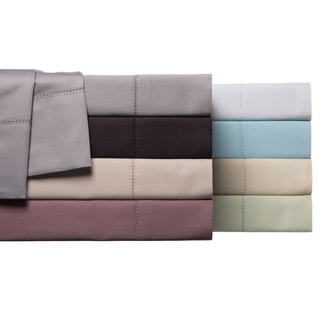 Hemstitch 100-percent Egyptian Cotton 800 Thread Count Sheet Set