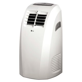 LG LP1015WNR 10,000 BTU Portable Air Conditioner with Remote (Refurbished)