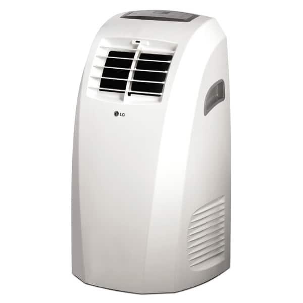 Shop Lg Lp1015wnr 10 000 Btu Portable Air Conditioner Overstock 10340646