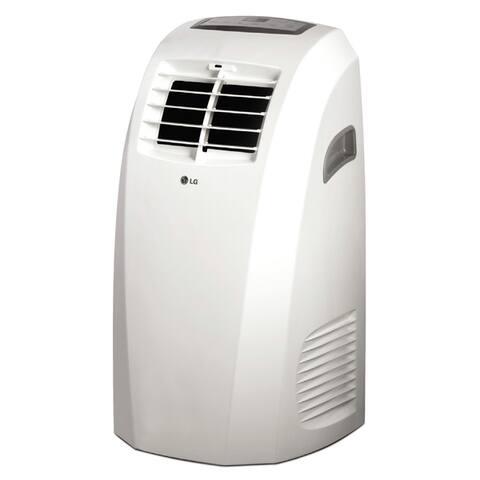 LG LP1015WNR 10,000 BTU Portable Air Conditioner with Remote (Refurbished)