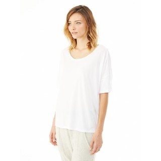 Alternative Women's White Perfect Boxy Tee
