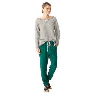 Alternative Women's Rayon Twill Jogger Pant