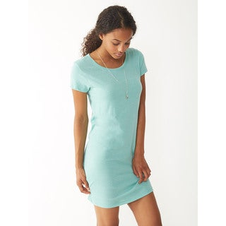 Alternative Women's Lakeside Green Mini Dress