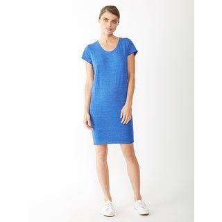 Alternative Women's Lakeside Blue Mini Dress