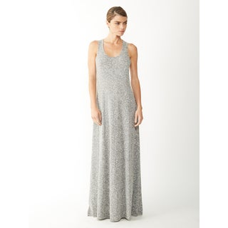Alternative Women's Grey Racerback Maxi Dress
